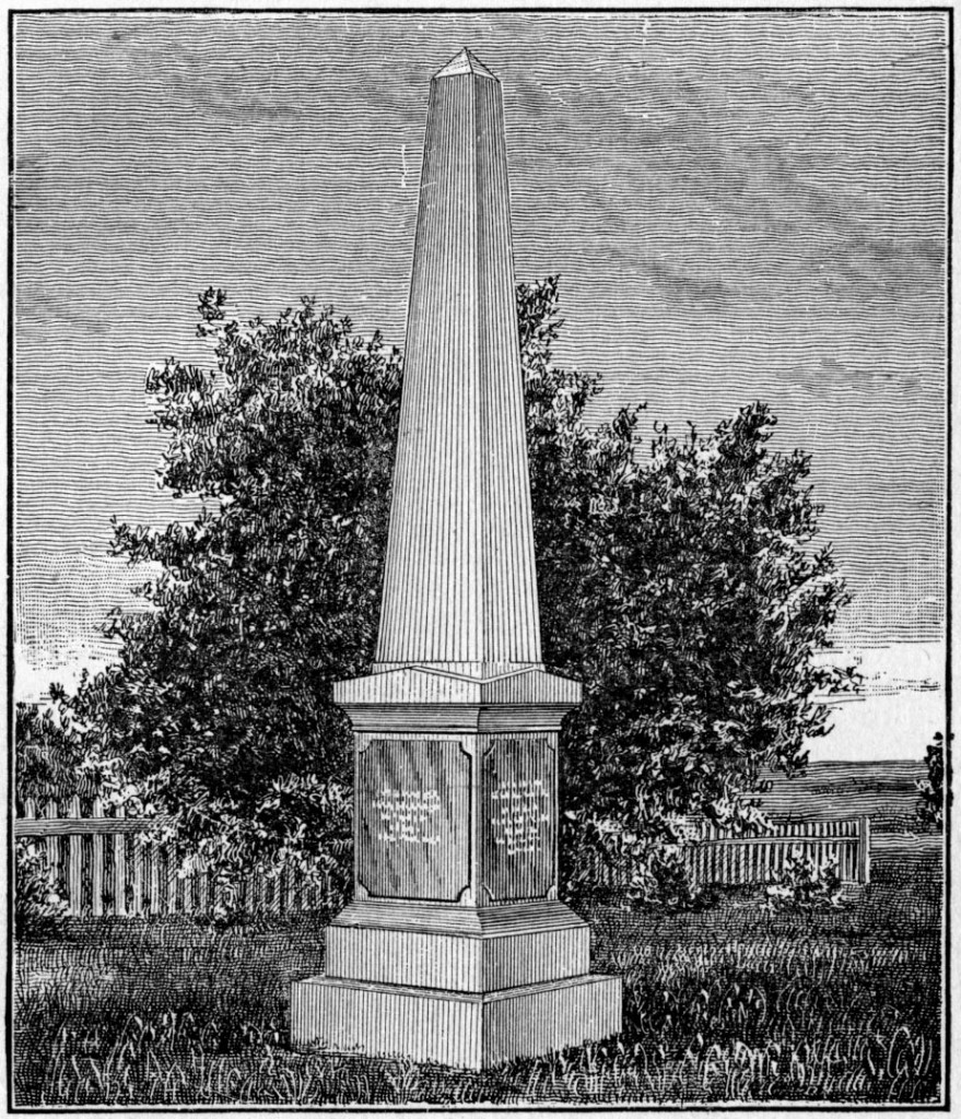 Acton Monument web 879x1024 Who will tell the story of the white people in 1862?