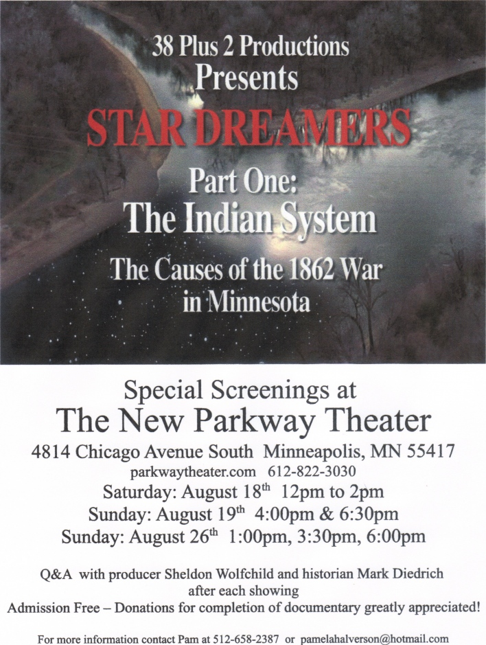 star dreams parkway1 A new documentary on the causes of 1862